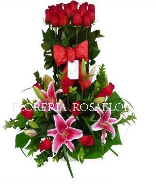 Detalles Florería Rosaflor Arreglos Florales Florerias